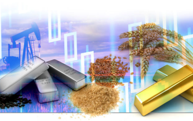 Thị trường ngày 9/4: Giá vàng tăng mạnh lên cao nhất hơn 1 tháng, thép và quặng sắt giảm