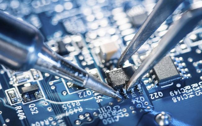 """Công nghiệp điện tử: Bóng dáng """"ông lớn FDI"""" vẫn bao trùm"""