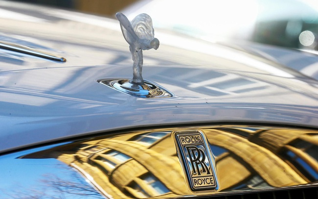 Rolls-Royce lập kỷ lục doanh số lịch sử