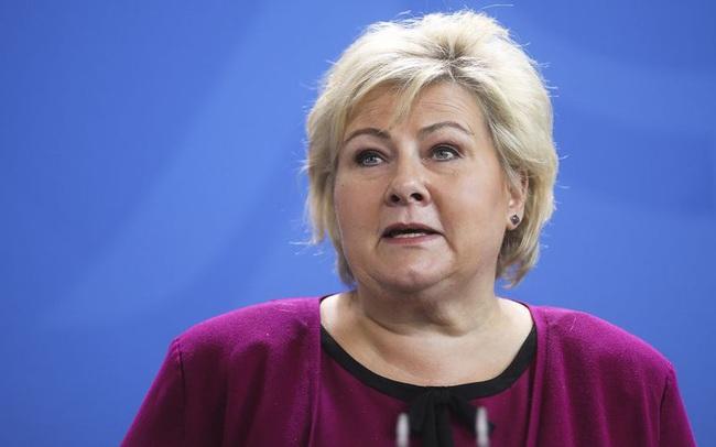Thủ tướng Na Uy bị phạt 2.300 USD vì bữa tiệc sinh nhật tuổi 60