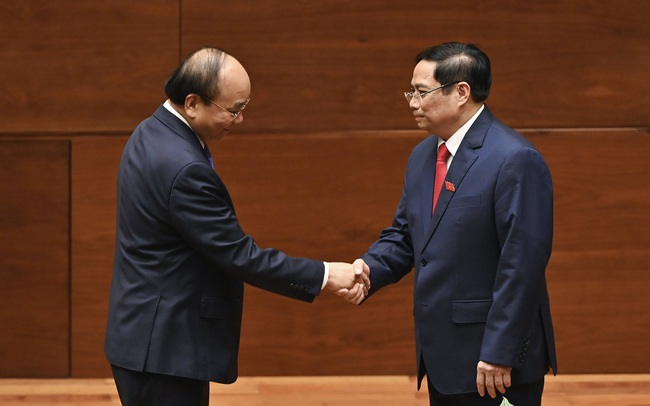 Đương kim Thủ tướng được bầu làm Chủ tịch nước và những điểm đặc biệt trong kỳ họp cuối cùng của Quốc hội khóa XIV