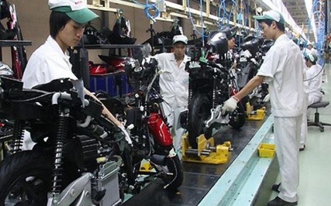 Chỉ số sản xuất công nghiệp tháng 4 tăng 24,1%