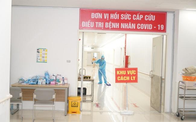 Hình ảnh mới nhất từ Bệnh viện dã chiến Bạch Mai cơ sở Hà Nam