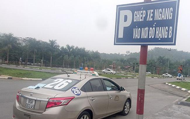 Tạm dừng thi bằng lái xe tại Hà Nội để phòng dịch COVID-19