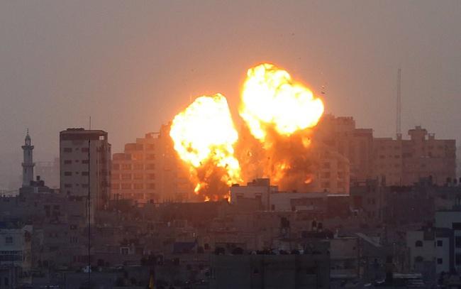 Israel không kích Dải Gaza, ít nhất 24 người, bao gồm 9 trẻ em, thiệt mạng