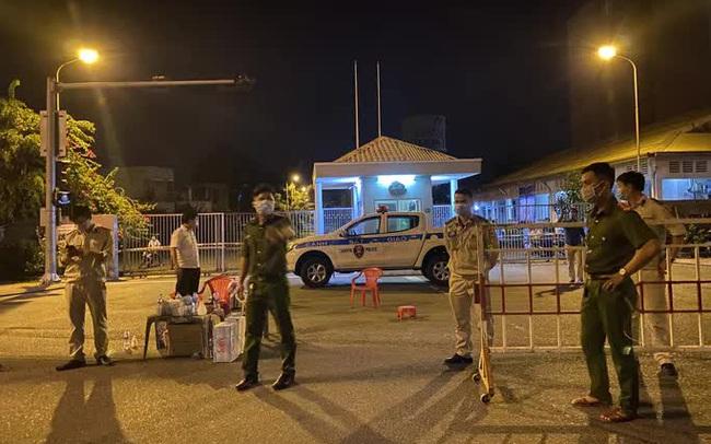 Đà Nẵng: Hơn 30 ca nghi nhiễm Covid-19, phong tỏa khẩn cấp KCN An Đồn trong đêm
