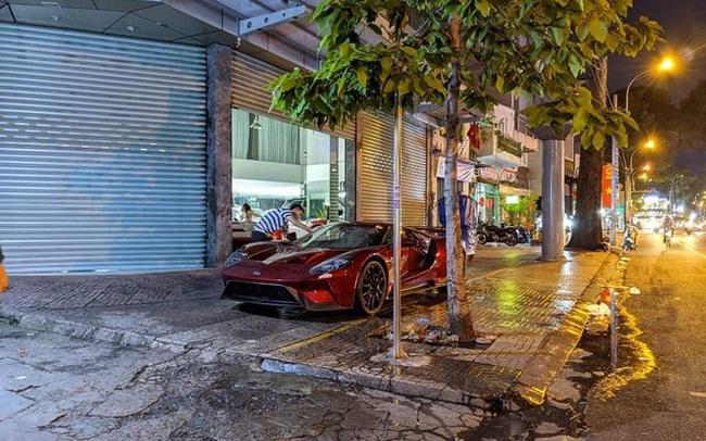 Siêu xe Ford GT đầu tiên cập bến Việt Nam: Từng được Ford chọn khách hàng để bán, giá về tay đại gia có thể lên tới hơn 20 tỷ đồng