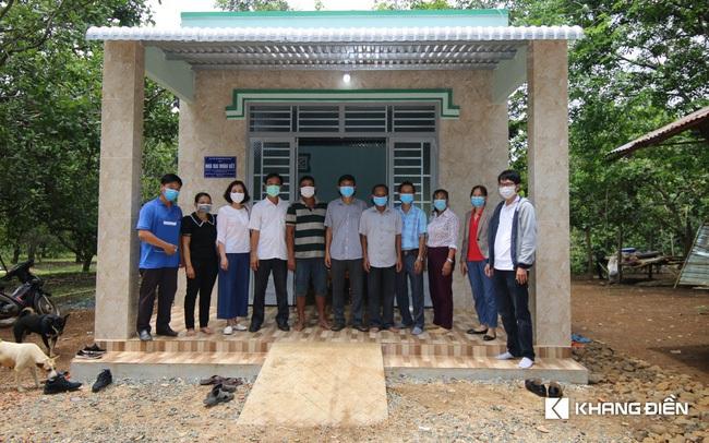 Khang Điền trao tặng 02 căn nhà tình thương cho người dân khó khăn