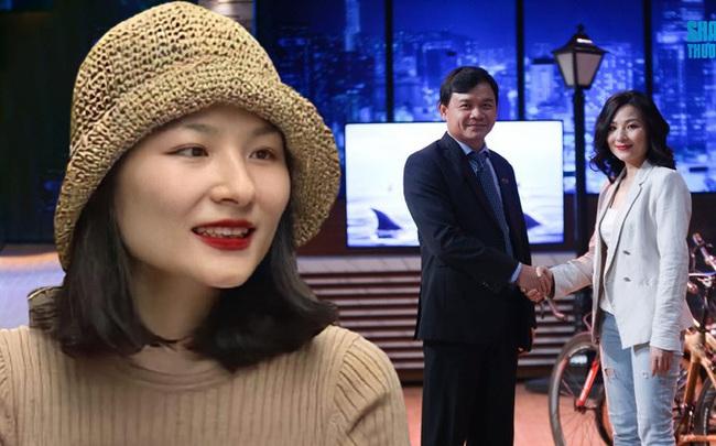 """Nữ CEO khiến Shark Phú bị chỉ trích """"quấy rối tình dục"""" lộ liễu: Xinh đẹp rạng rỡ nhưng học vấn khủng mới là tâm điểm"""
