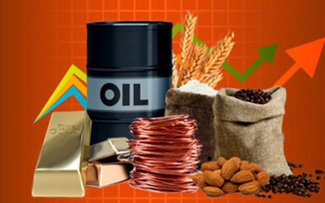 Thị trường ngày 13/5: Giá thép, quặng sắt và đồng tăng cao kỷ lục, dầu cao nhất 8 tuần