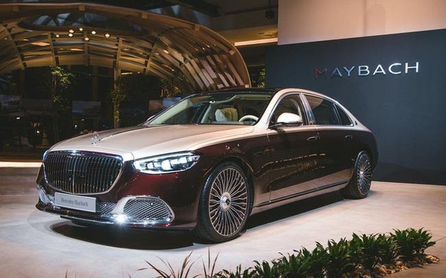 Mercedes-Maybach S 680 nhập tư chào hàng đại gia Việt: Giá khoảng 17 tỷ ngang hàng hãng, nhập châu Âu, có thể về cuối năm