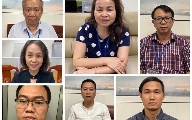 Khởi tố, bắt giam 7 cựu lãnh đạo, cán bộ BV Tim Hà Nội và Cty thẩm định giá