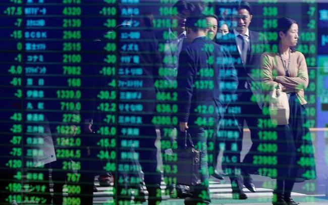 """Chứng khoán châu Á """"xanh mướt"""", Nikkei tăng gần 500 điểm, cổ phiếu Alibaba ngược dòng giảm 5%"""