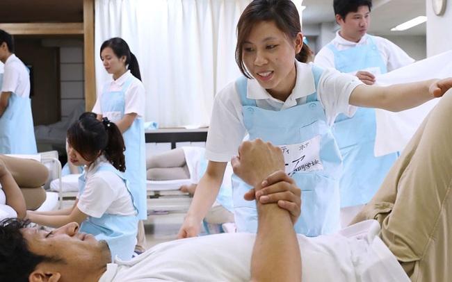 Nhật Bản tuyển hộ lý Việt Nam lương cứng 35 triệu/tháng, được trợ cấp ổn định cuộc sống khi về nước