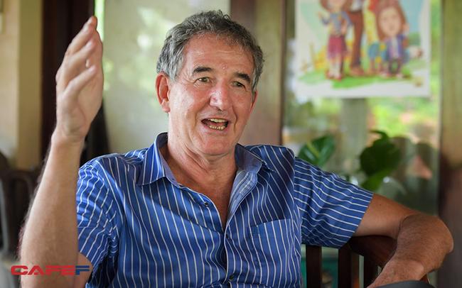 Cựu cố vấn cao cấp của CIEM Raymond Mallon giải mã nguyên nhân Việt Nam khó để tư nhân dẫn dắt các dự án về giao thông