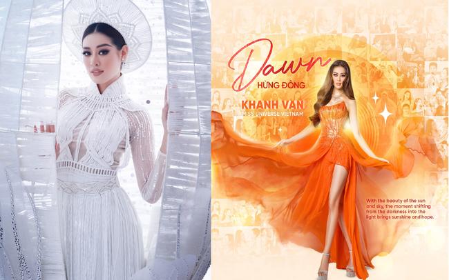 Nghệ sĩ Việt và người hâm mộ đồng lòng ủng hộ Khánh Vân, hy vọng đại diện Việt Nam sẽ làm nên chuyện tại Miss Universe