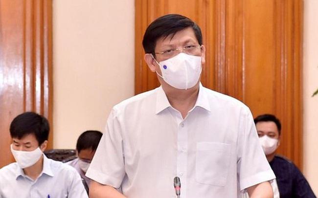 Bộ trưởng Y tế: Có thể tiếp tục ghi nhận các ổ dịch khác trong cộng đồng