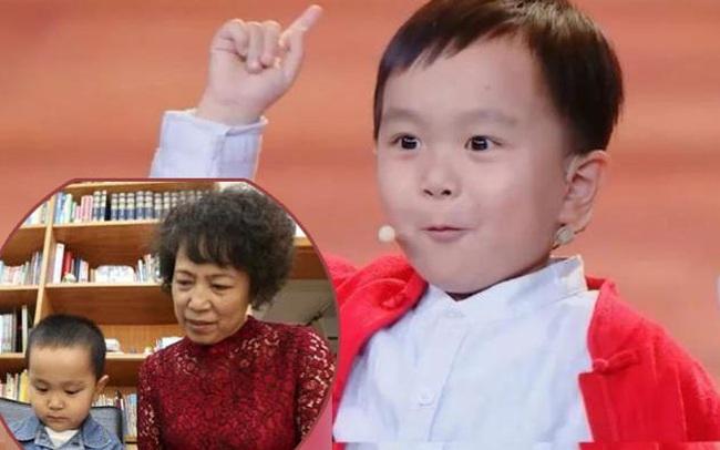 Cậu bé 4 tuổi đã biết hàng ngàn từ vựng, ai cũng ngỡ là thần đồng nhưng chỉ nhờ 1 việc làm đơn giản của bà ngoại