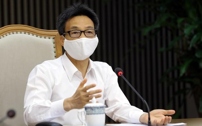 Phó Thủ tướng: Phải kiểm soát bằng được các ổ dịch trong KCN ở Bắc Ninh, Bắc Giang