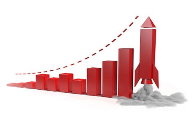 Một cổ phiếu ngành thép đã tăng trần 17 phiên liên tiếp, gấp 6 lần trong vòng 1 tháng