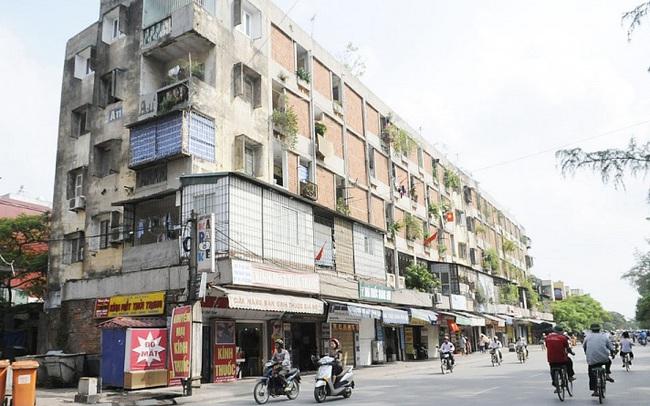 HoREA: Cần đẩy mạnh phân cấp cho địa phương để cải tạo chung cư cũ