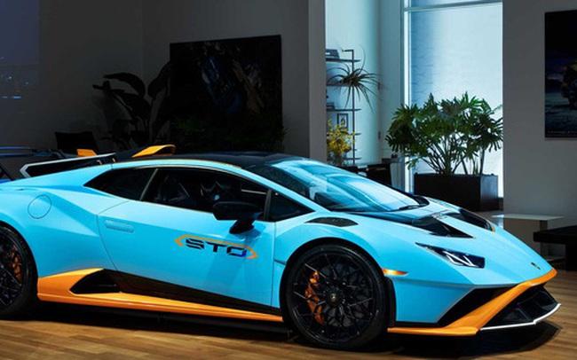 Bên trong câu lạc bộ VIP Lamborghini Lounge: Muốn bước chân vào cửa phải có giấy mời và đang sở hữu siêu xe