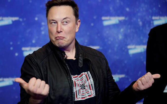 Cổ phiếu Tesla trượt dốc, Elon Musk mất ngôi giàu thứ nhì thế giới