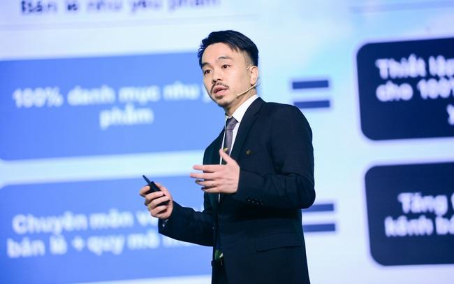 Alibaba và Baring đầu tư 400 triệu USD vào The CrownX của Masan, định giá 7,3 tỷ USD