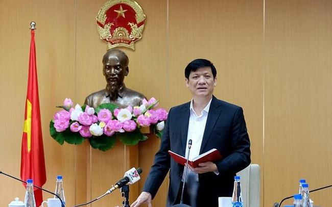 Bộ trưởng Bộ Y tế: Căn cứ tình hình dịch cụ thể để địa phương quyết định giãn cách xã hội phù hợp