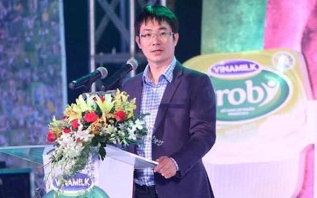 Vinamilk (VNM): Giám đốc điều hành Marketing Phan Minh Tiên từ nhiệm