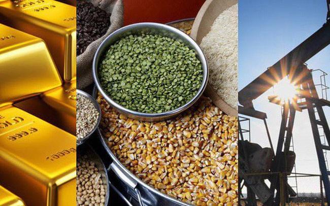 Thị trường ngày 19/5: Giá dầu quay đầu giảm trong khi vàng, kim loại, quặng sắt, nông sản tiếp tục tăng