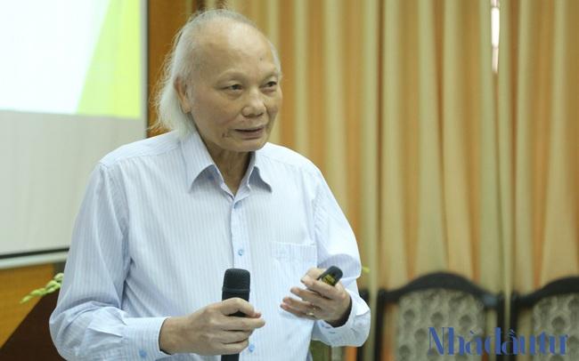 GS-TSKH. Nguyễn Mại: Mở rộng phạm vi ưu đãi đầu tư đặc biệt sẽ giúp tăng sức cạnh tranh