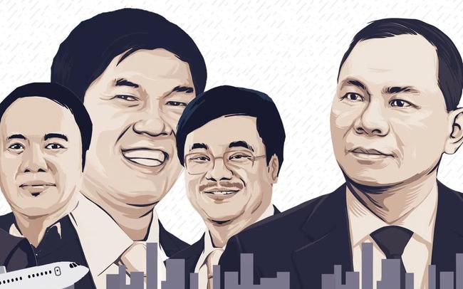 Chứng khoán thăng hoa, ít nhất 100 người đã sở hữu lượng cổ phiếu trên 1.000 tỷ đồng: Tập trung chủ yếu vào VPB, TCB và Hòa Phát