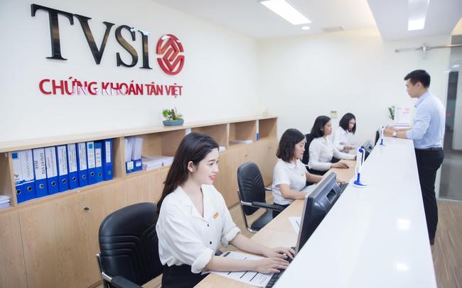 Chứng khoán Tân Việt (TVSI) lên phương án phát hành tăng vốn cho cổ đông, nâng vốn điều lệ lên 2.700 tỷ đồng