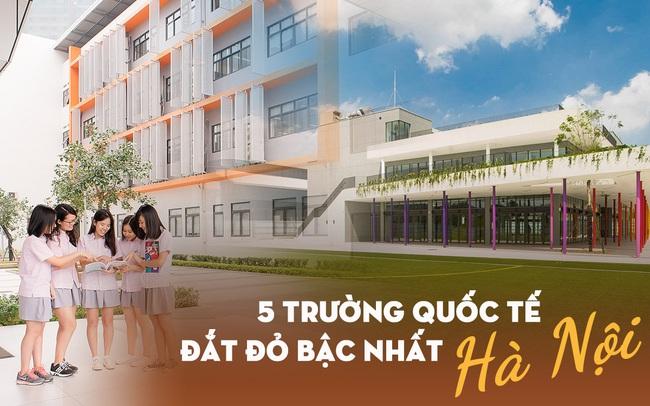 5 trường quốc tế có mức học phí 2021-2022 đắt đỏ bậc nhất Hà Nội: Cho con vào lớp 1 cũng ngang ngửa mua một chiếc xe hơi