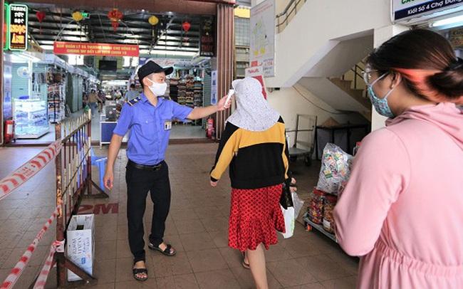 Đà Nẵng triển khai thí điểm ứng dụng thẻ vào chợ QR-Code