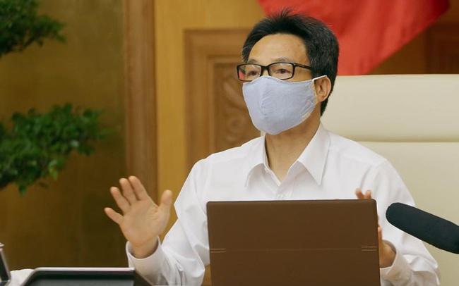 Phó Thủ tướng: Rà soát để cho phép các doanh nghiệp đủ điều kiện an toàn, đặc biệt là cung ứng cho Samsung tiếp tục sản xuất