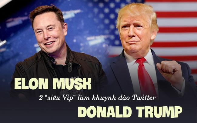 """Người nổi tiếng dùng Twitter để phát ngôn là bình thường, nhưng tới mức """"chấn động"""" thế giới chỉ có thể là 2 cái tên này!"""