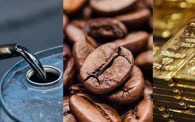 Thị trường ngày 21/5: Giá dầu lao dốc hơn 2%, quặng sắt tiếp tục giảm, cà phê arabica cao nhất trong 4 năm