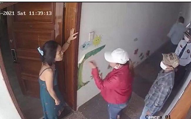 Đưa người lạ vào đe dọa cư dân, Trưởng ban quản trị chung cư bị đình chỉ công tác