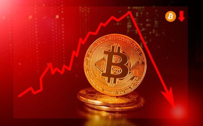 'Cú rơi' 50% giá trị trong 1 tuần của Bitcoin lớn chưa từng có