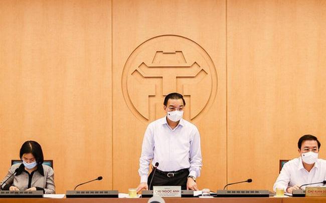 Chủ tịch Hà Nội: Không được để lây nhiễm trong cơ quan hành chính, tổ bầu cử