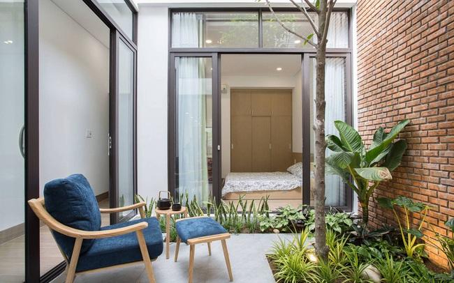 Thiết kế diện tích giếng trời bao nhiêu là đủ cho nhà phố xanh mát?