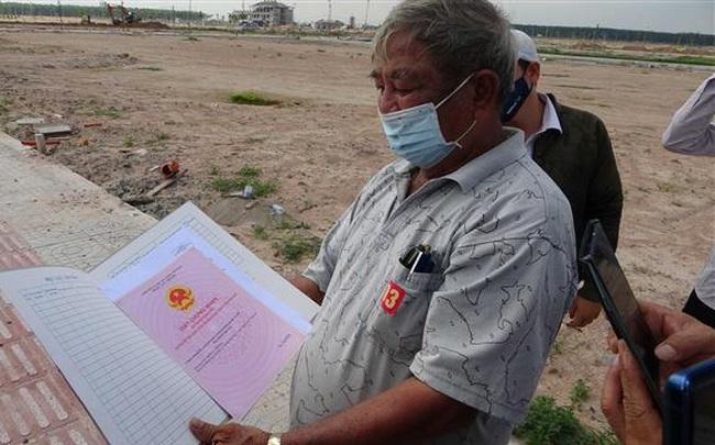 Đồng Nai: Bàn giao đất tái định cư cho 24 hộ dân dự án sân bay Long Thành