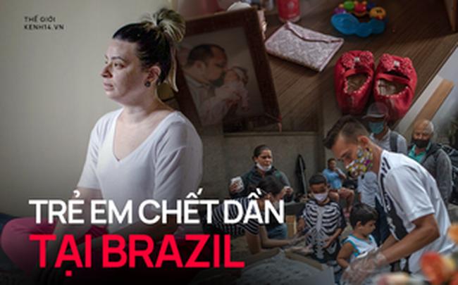 Covid-19 giết chết quá nhiều trẻ em ở Brazil: Chuyện kỳ lạ gì đã diễn ra?