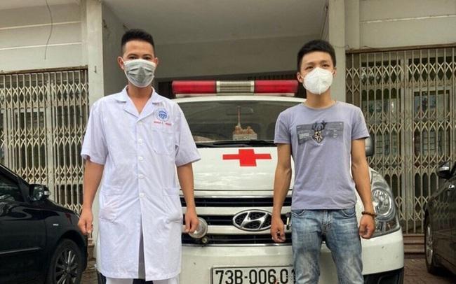 Chàng trai lái xe từ 3h đêm ra Bắc Giang xin chống dịch: Sẽ làm mọi việc được phân công, kể cả chở F0