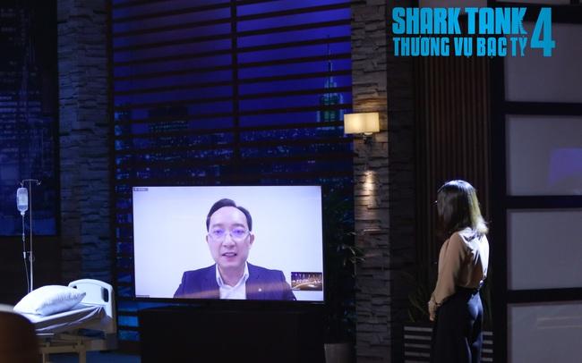"""Chốt deal """"rắn"""" nhất lịch sử Shark Tank: Gọi vốn online từ Nhật nhưng tiến sỹ y học tái sinh buộc Shark Việt xuống tiền không bớt một xu"""