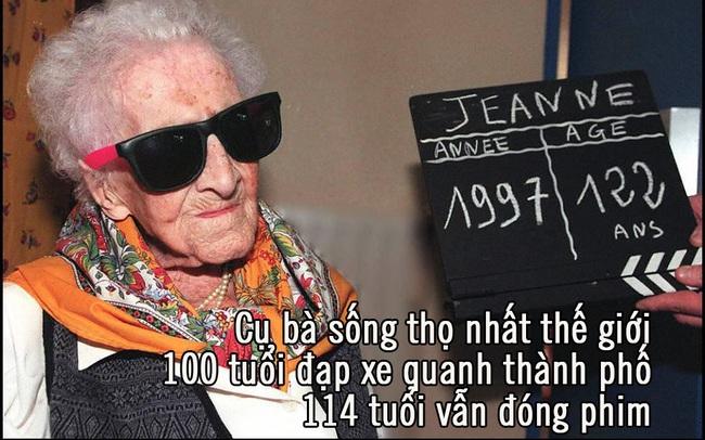 """Bí ẩn về cụ bà sống thọ nhất thế giới: Từng được cho là gặp gỡ danh họa Van Gogh, 114 tuổi còn đóng phim, bất ngờ hơn là nghiên cứu """"lật tẩy"""" sự gian lận tuổi tác"""