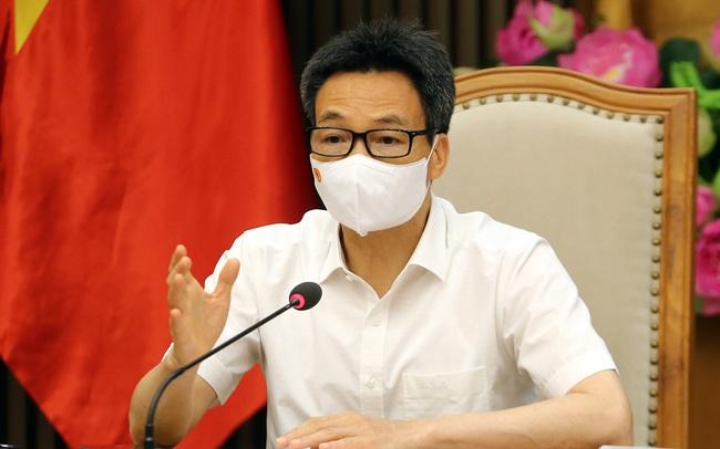 Phó Thủ tướng: Bố trí sản xuất an toàn còn an toàn hơn dừng toàn bộ hoạt động nhà máy, KCN và đưa mấy chục nghìn người đi cách ly tập trung