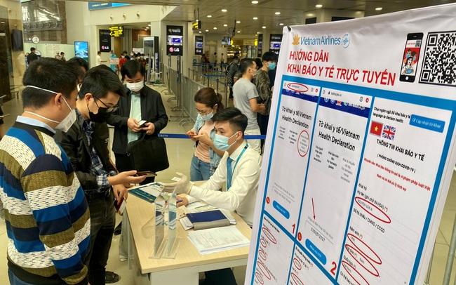 Từ 0h ngày 25/5, người dân các tỉnh về Hà Nội phải khai báo y tế trong vòng 24h
